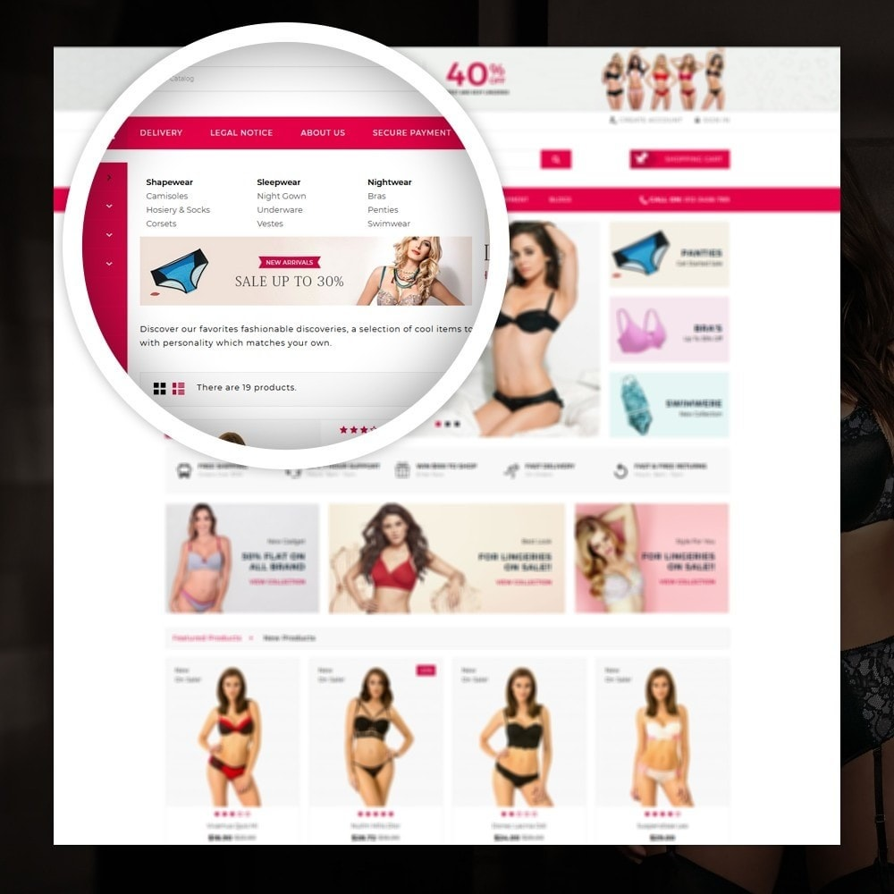 theme - Lenceria y Adultos - Piixy - Lingerie & Adult Shop - 7