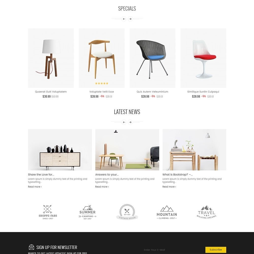 theme - Casa & Giardino - Furniture Store - 4