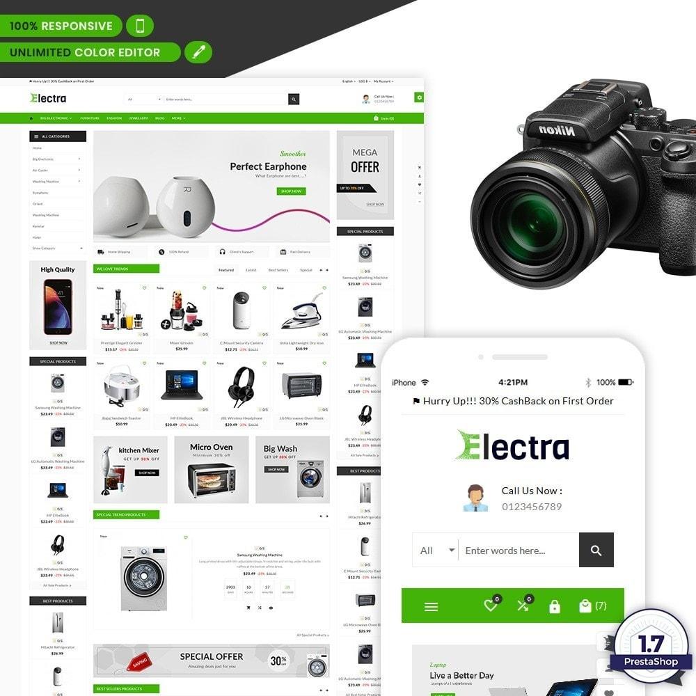 theme - Electronics & Computers - Electra The Big Electronic Store - 1