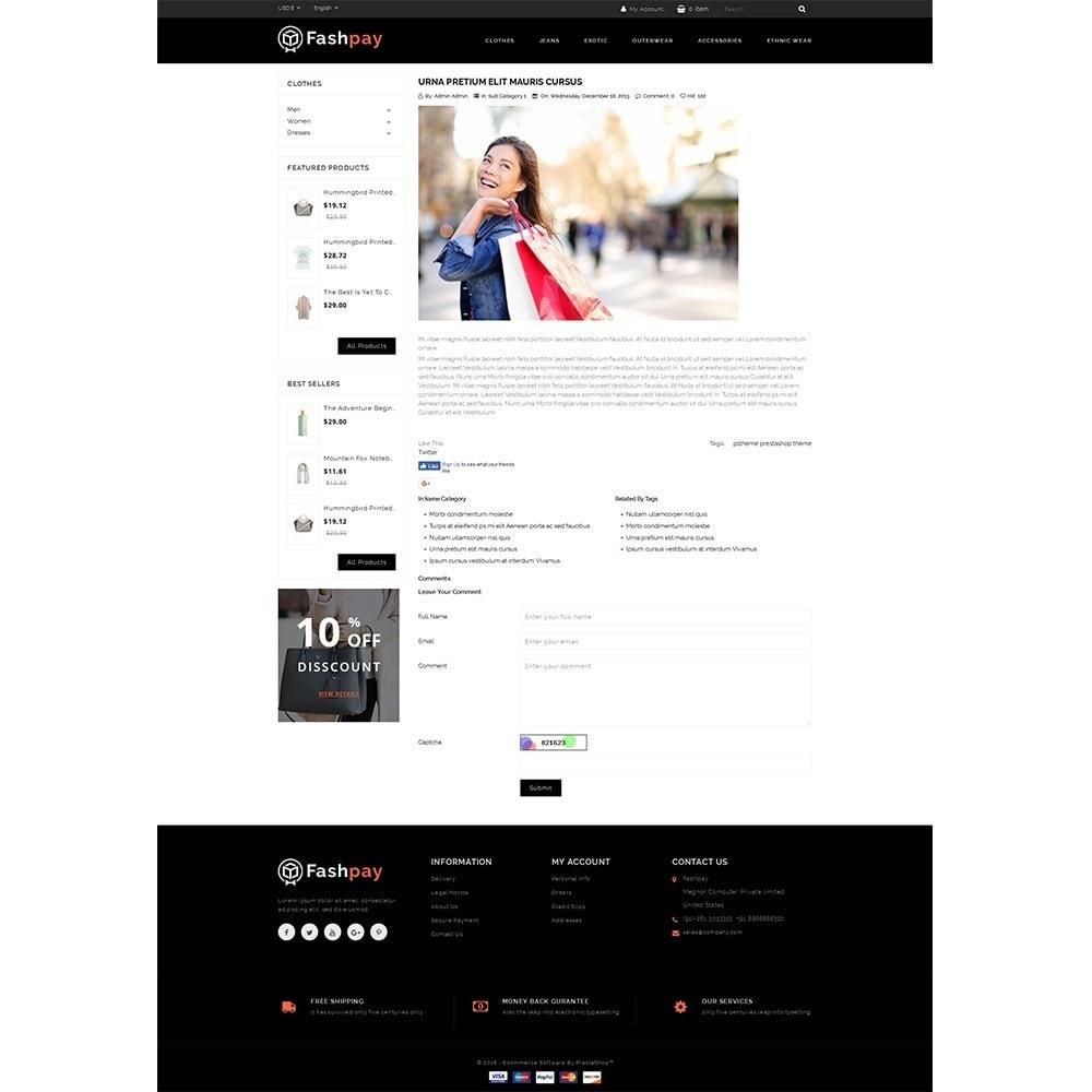 theme - Mode & Schuhe - Fashpay Fashion Store - 6
