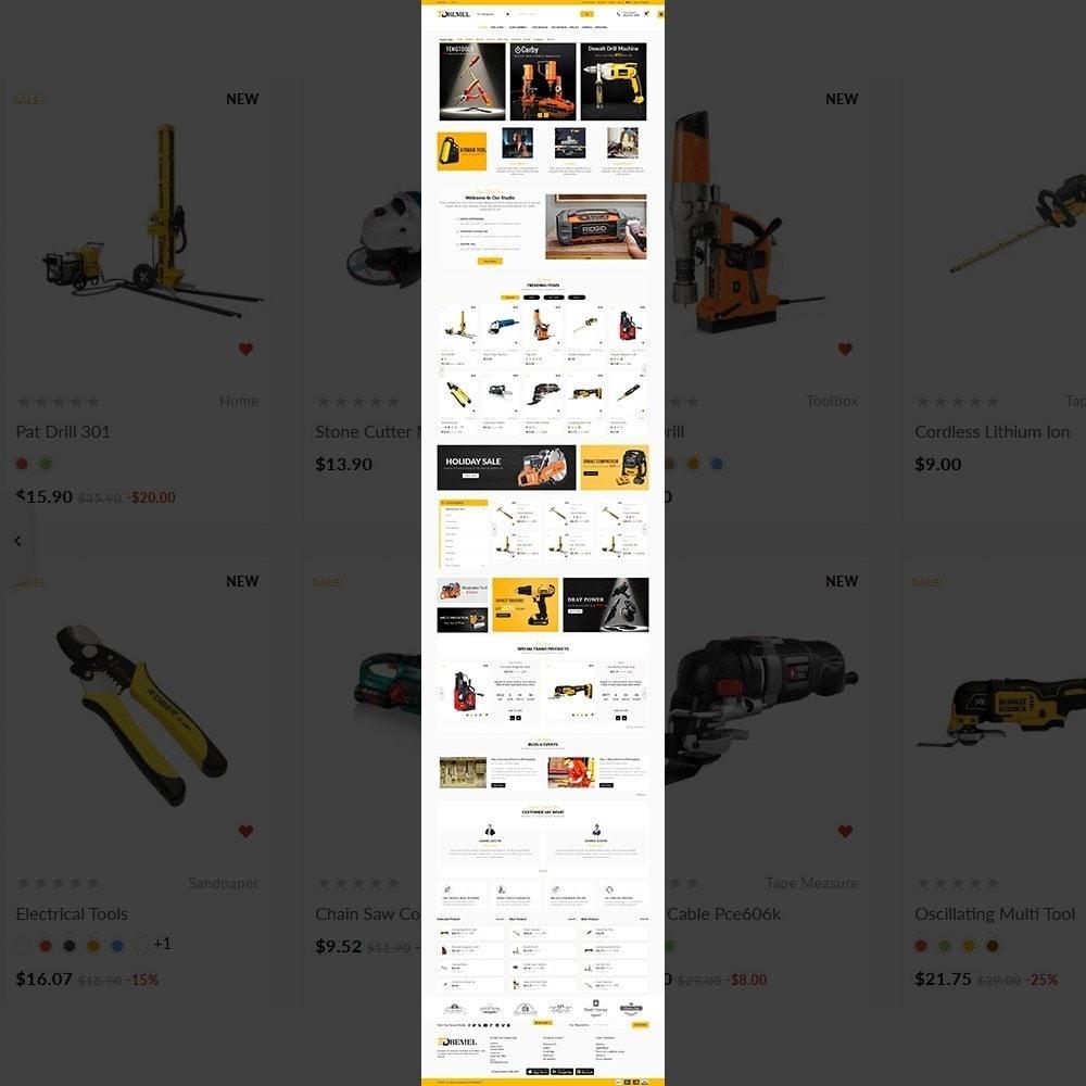 theme - Automotive & Cars - Dremel – Mega Tools Shop - 2