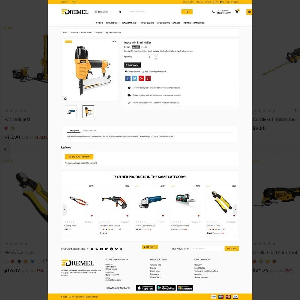 theme - Automotive & Cars - Dremel – Mega Tools Shop - 4