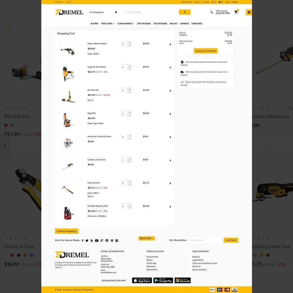 theme - Automotive & Cars - Dremel – Mega Tools Shop - 5