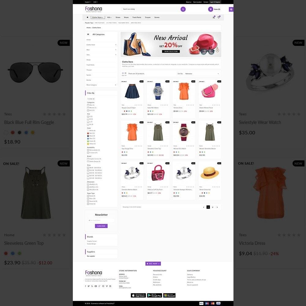 theme - Fashion & Shoes - The Fashona – Fashion Mega Mall - 3