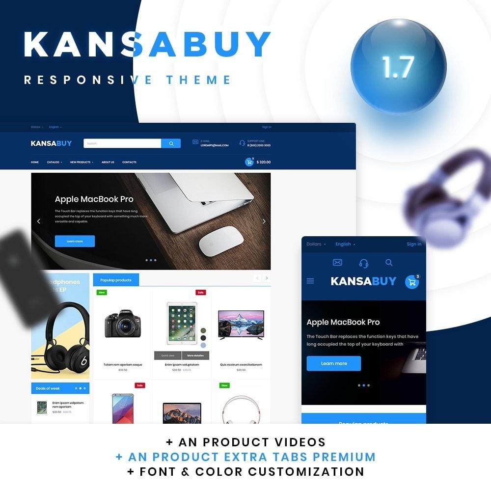 theme - Electronics & Computers - Kansabuy - High-tech Shop - 1