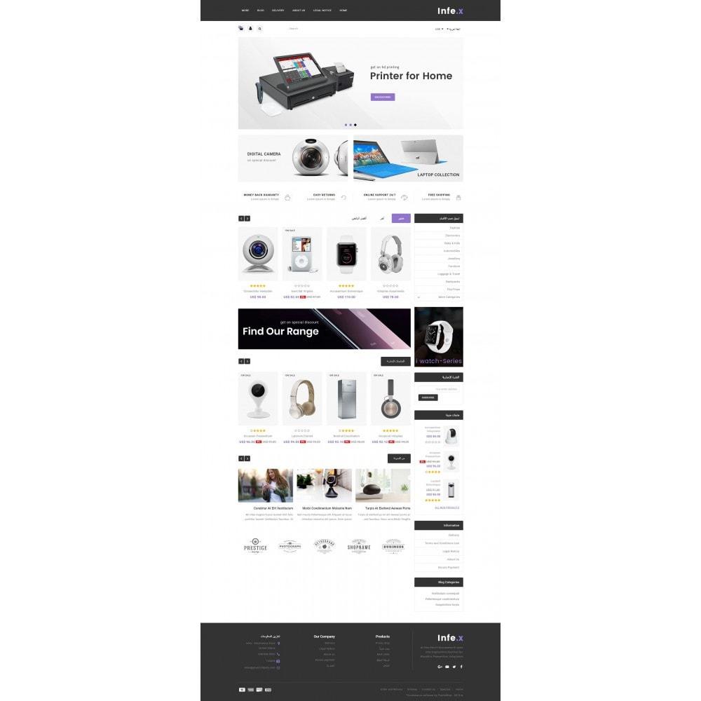 theme - Электроника и компьютеры - Infex - Electronic Store - 10