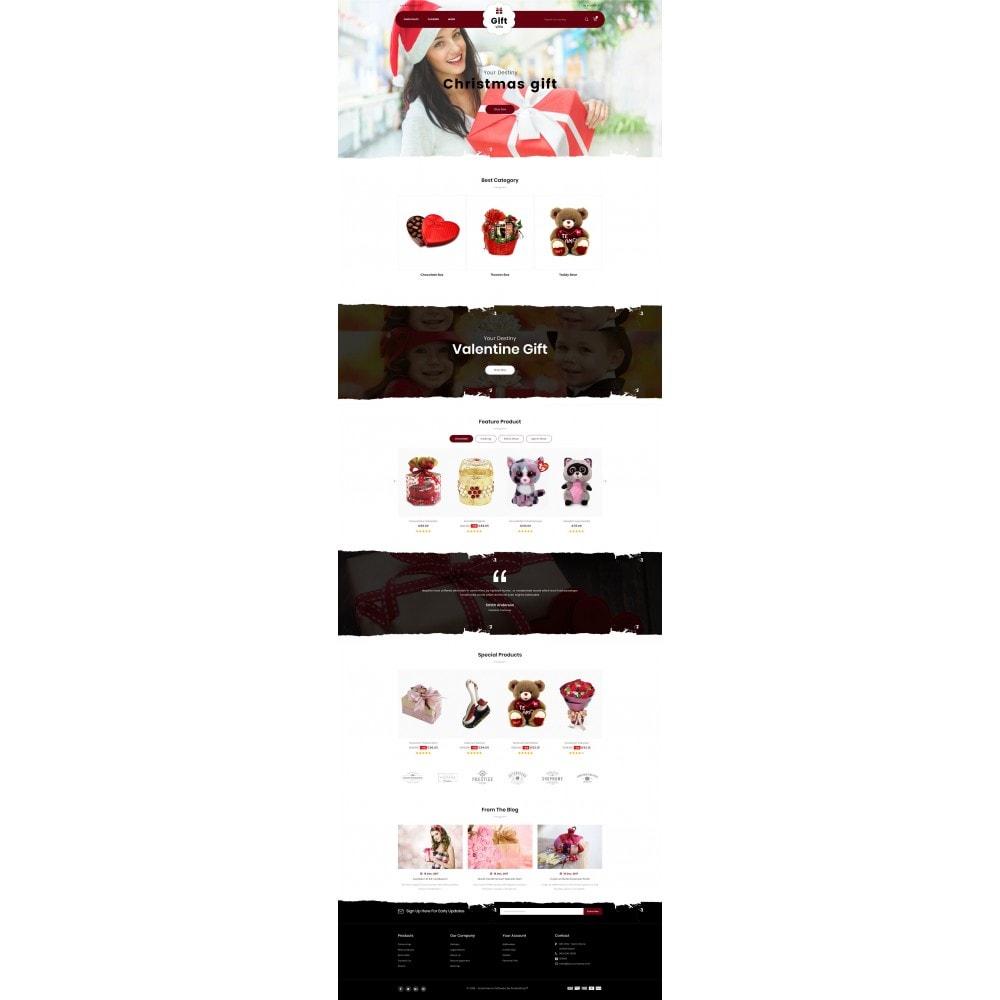 theme - Geschenke, Blumen & Feiern - Gift Villa - 2