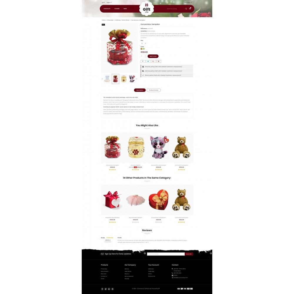 theme - Geschenke, Blumen & Feiern - Gift Villa - 5