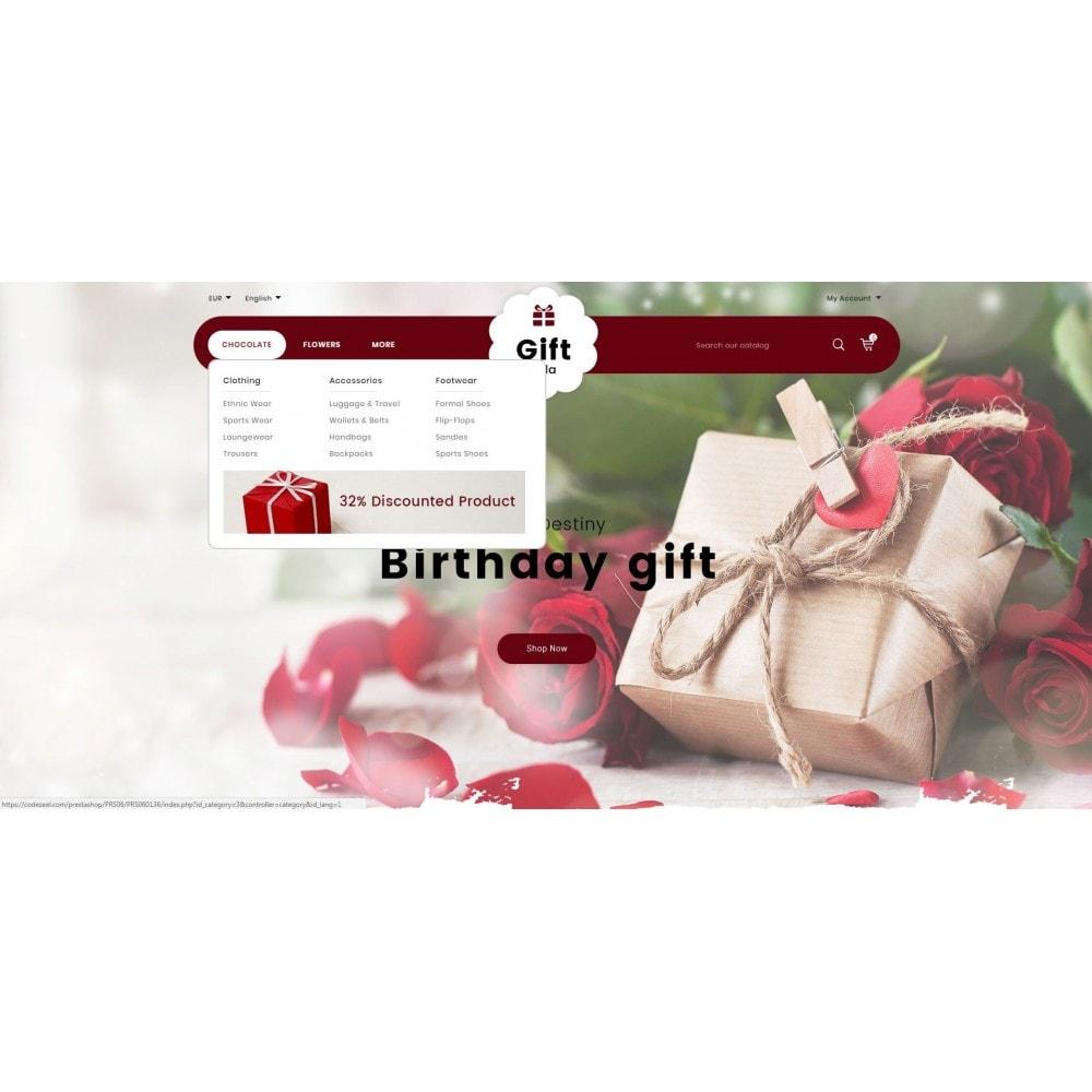 theme - Presentes, Flores & Comemorações - Gift Villa - 6