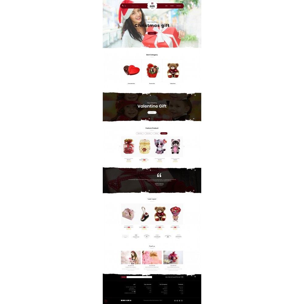 theme - Presentes, Flores & Comemorações - Gift Villa - 10