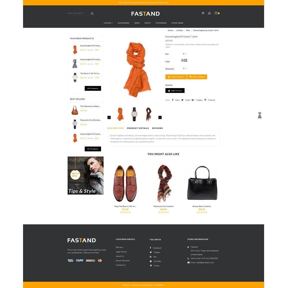 theme - Fashion & Shoes - Fastand Fashion Store - 5