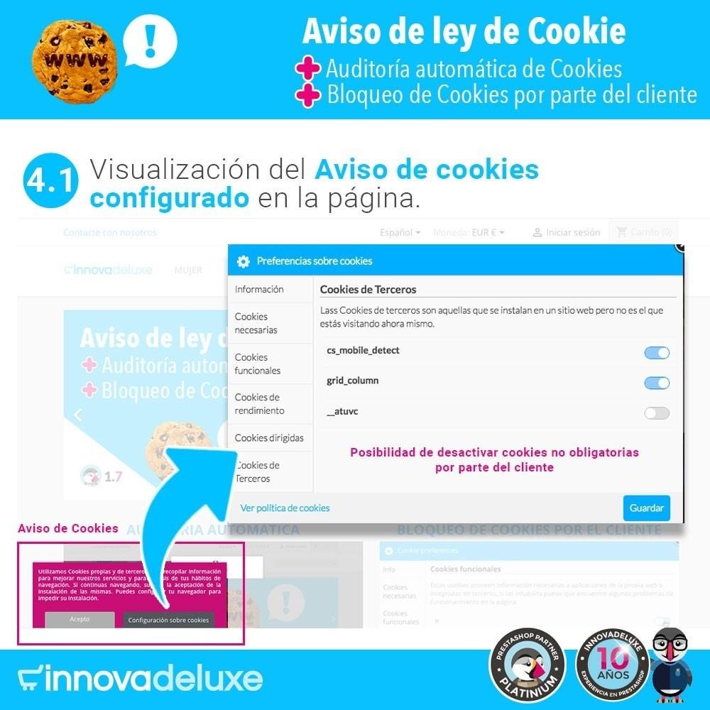 bundle - Marco Legal (Ley Europea) - Cumplimiento normativas legales RGPD, Cookies - 6
