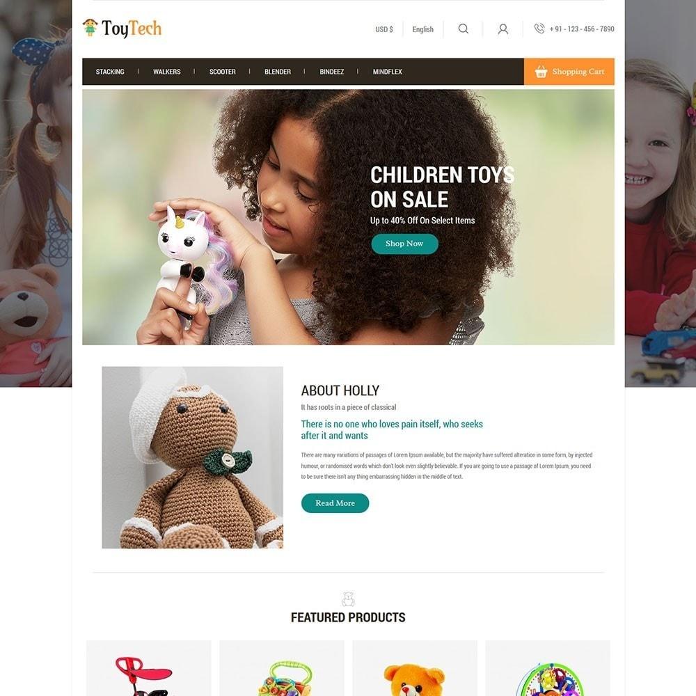 theme - Kids & Toys - Toytech Toy Store - 2