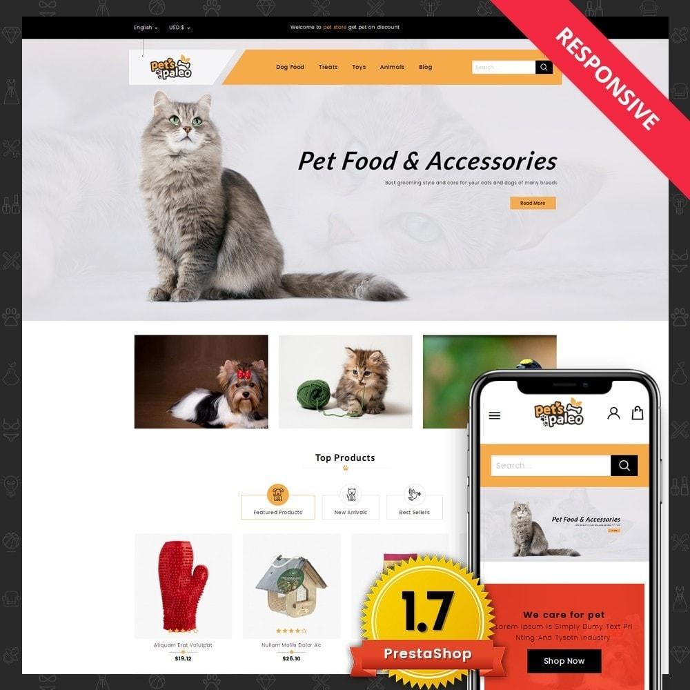 theme - Dieren - Pets Paleo - Pets Store - 1