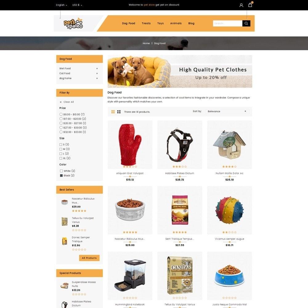 theme - Dieren - Pets Paleo - Pets Store - 3