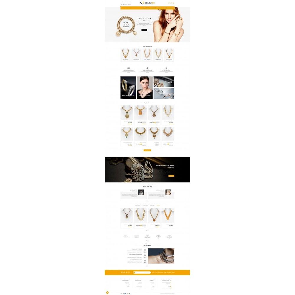 theme - Jewelry & Accessories - Jewelfox - Jewelry Store - 10