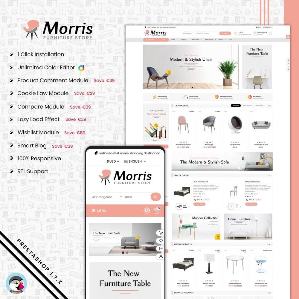 theme - Maison & Jardin - Furniture Store - 1