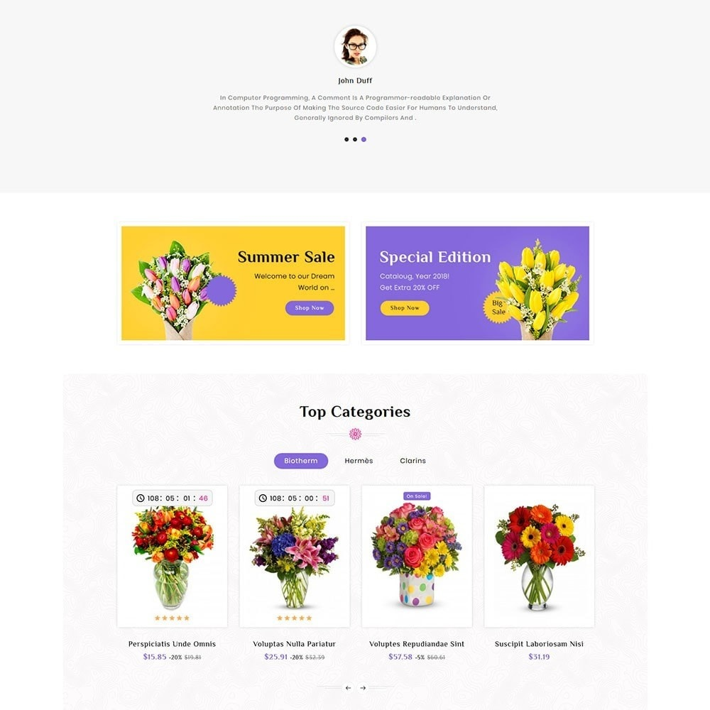 theme - Gifts, Flowers & Celebrations - Flowers & Blooming Arts - 3