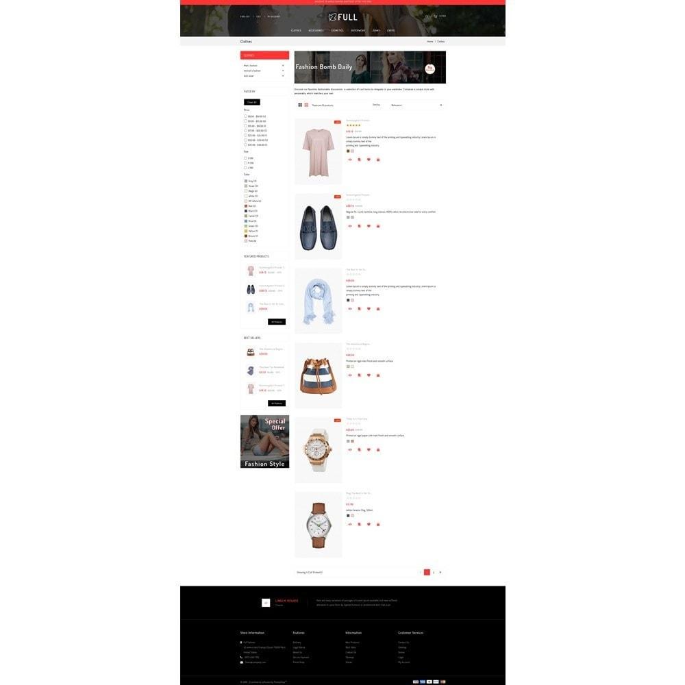 theme - Fashion & Shoes - Full Fashion Store - 3