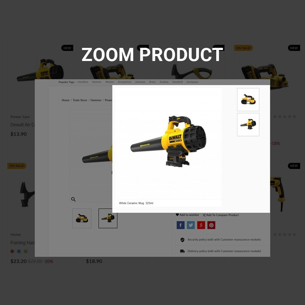 theme - Automotive & Cars - Tools –Tools Mega Shop - 6