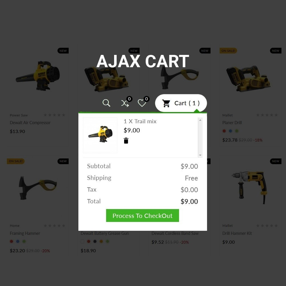 theme - Automotive & Cars - Tools –Tools Mega Shop - 7