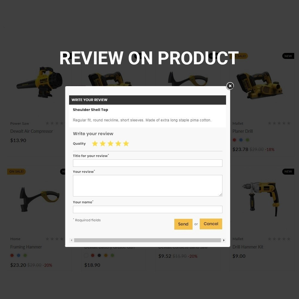 theme - Automotive & Cars - Tools –Tools Mega Shop - 9