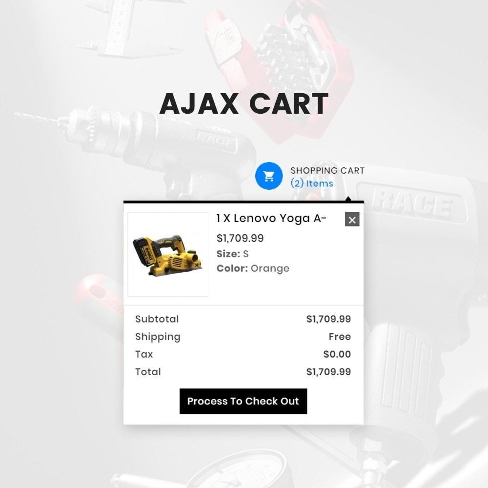 theme - Automotive & Cars - Toolen Mega Tools Super Store - 8