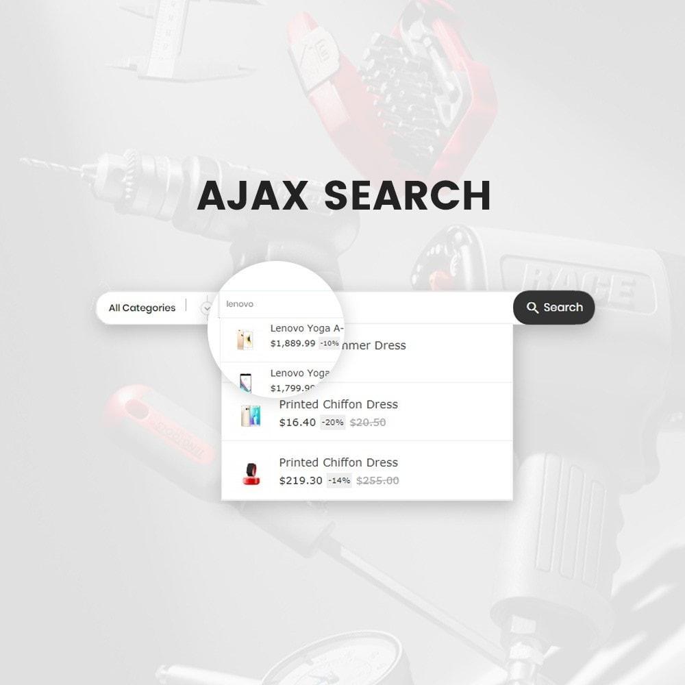 theme - Automotive & Cars - Toolen Mega Tools Super Store - 9
