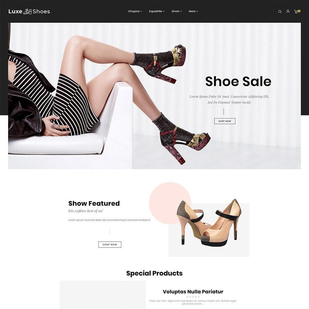 theme - Moda & Calzature - Bravo Luxe Shoes - 2