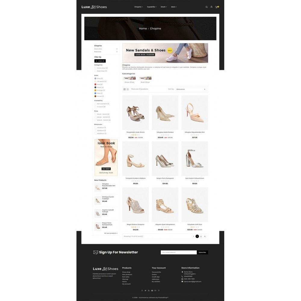 theme - Moda & Calzature - Bravo Luxe Shoes - 5