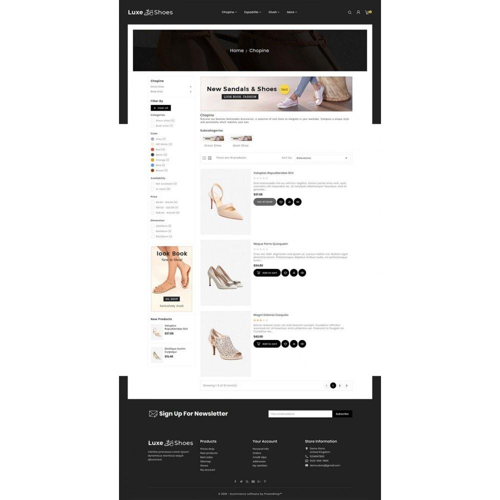 theme - Moda & Calzature - Bravo Luxe Shoes - 6
