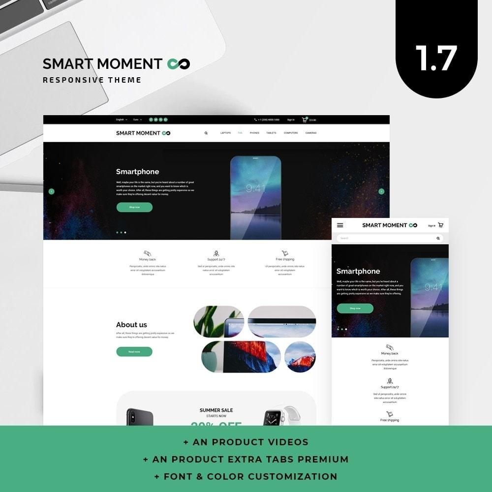 theme - Electronics & Computers - Smart Moment - High-tech Shop - 1