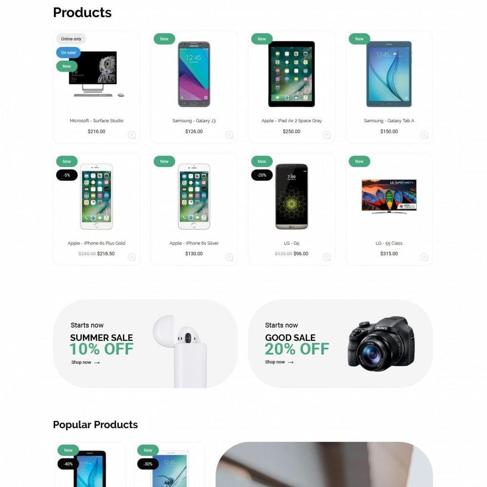 theme - Electronics & Computers - Smart Moment - High-tech Shop - 3