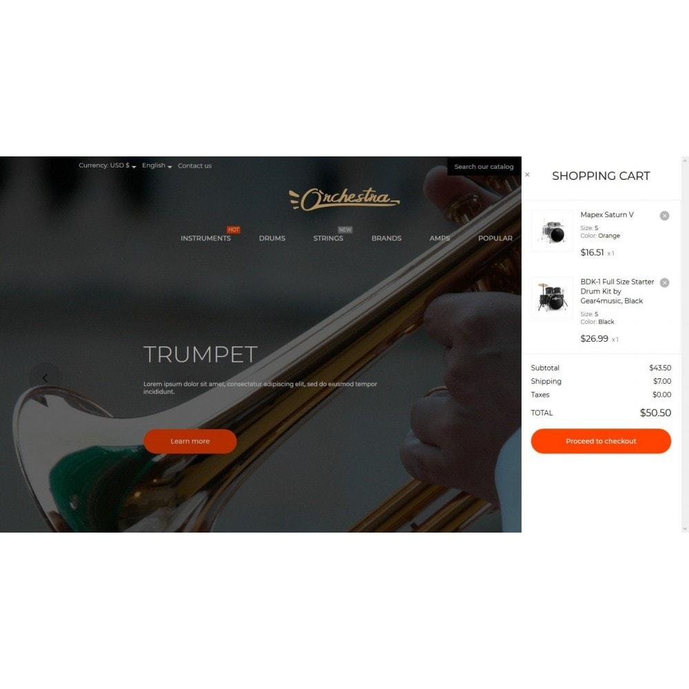 theme - Art & Culture - Orchestra - 7