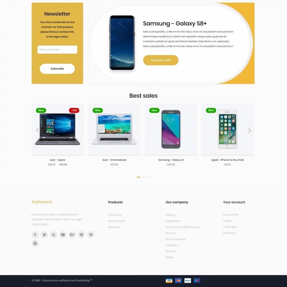 theme - Electronics & Computers - Kriptomeria - High-tech Shop - 4