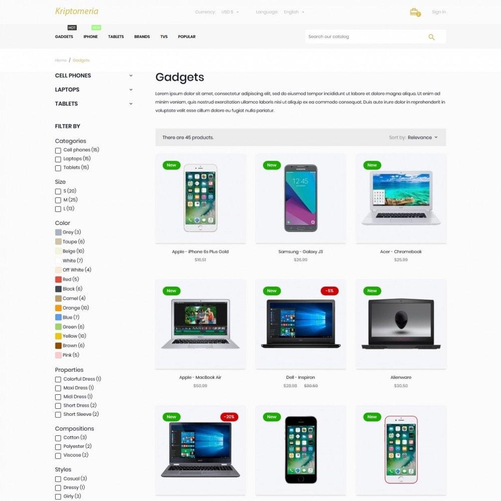 theme - Electronics & Computers - Kriptomeria - High-tech Shop - 5