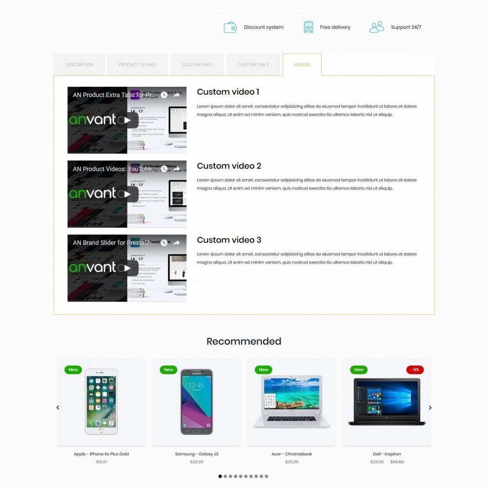 theme - Electronics & Computers - Kriptomeria - High-tech Shop - 9
