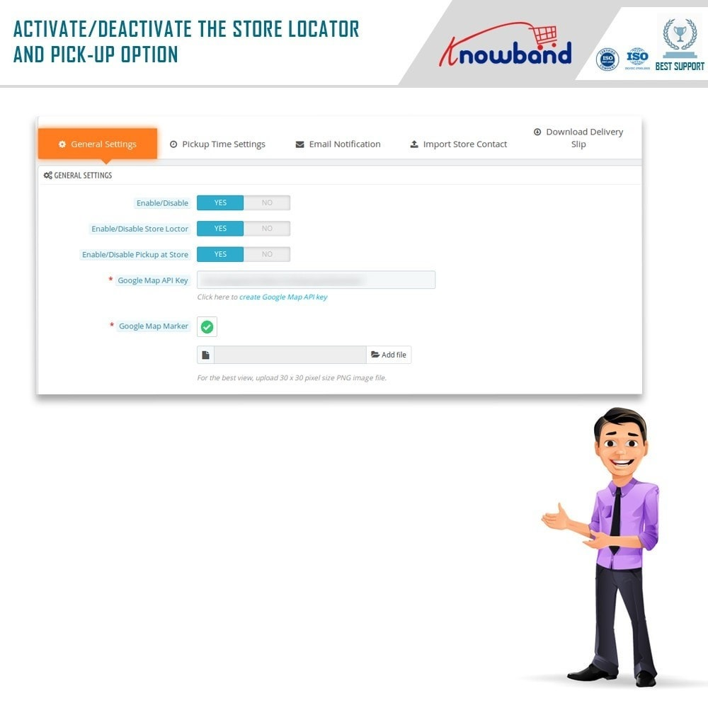 module - Collection Points & In-Store Pick Up - Knowband - Store Locator and Pickup - 5