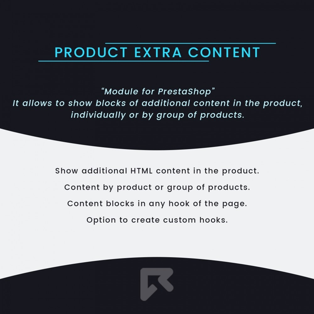 module - Additional Information & Product Tab - Product Extra Content - 2