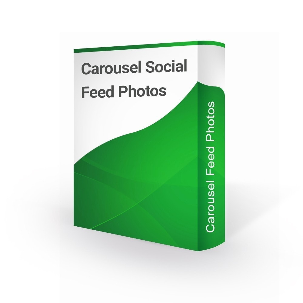 module - Sliders & Galerias - Easy Carousel Social Feed Photos - 1