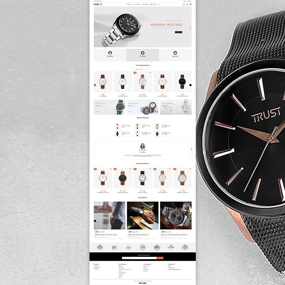theme - Jewelry & Accessories - Hublot - Watch Store - 2
