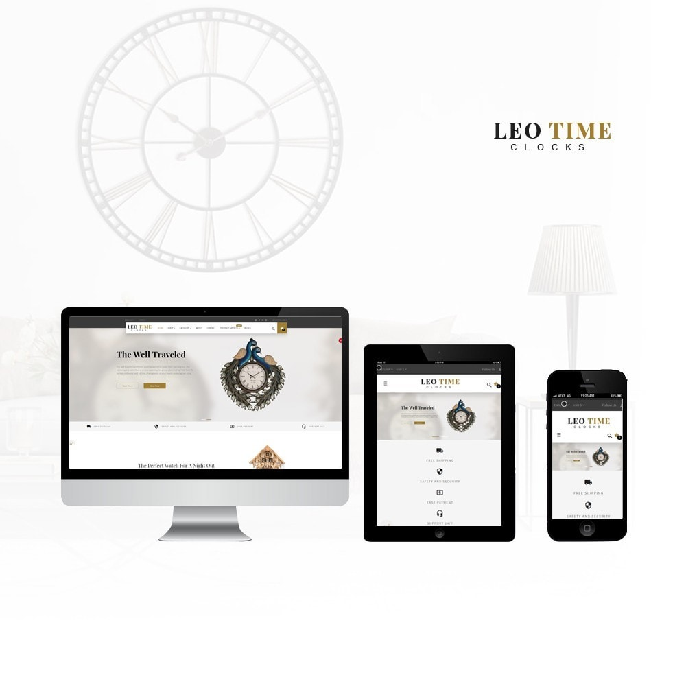 theme - Jewelry & Accessories - Leo Time - 1