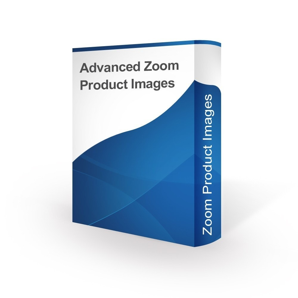 module - Productafbeeldingen - Advanced Zoom Product Images - 1