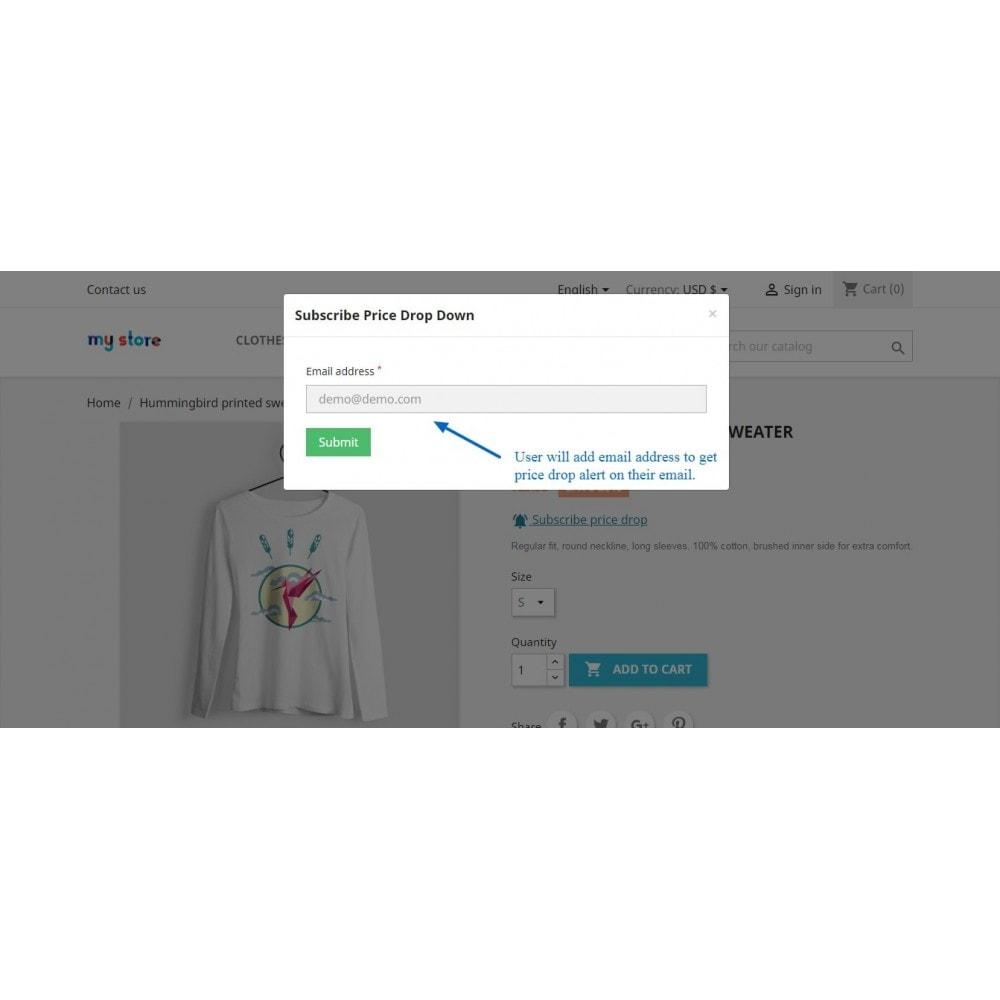 module - Notifications & Automatic Emails - Price Drop Alert/Notifier - 5