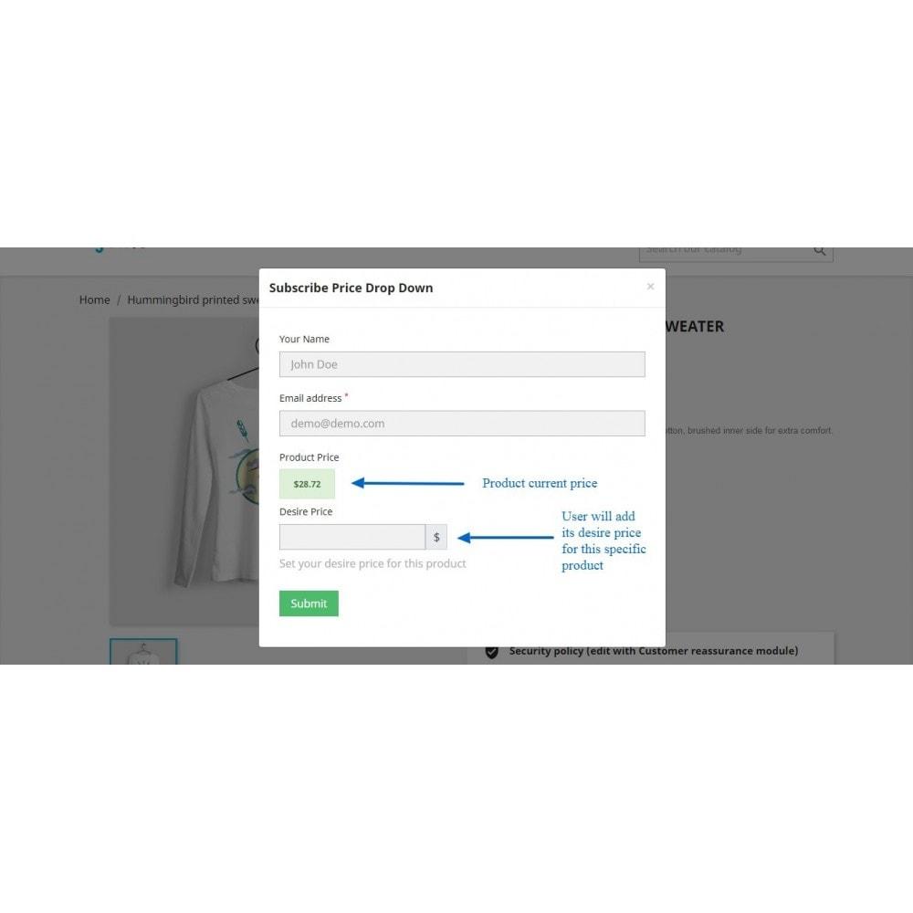 module - Notifications & Automatic Emails - Price Drop Alert/Notifier - 14