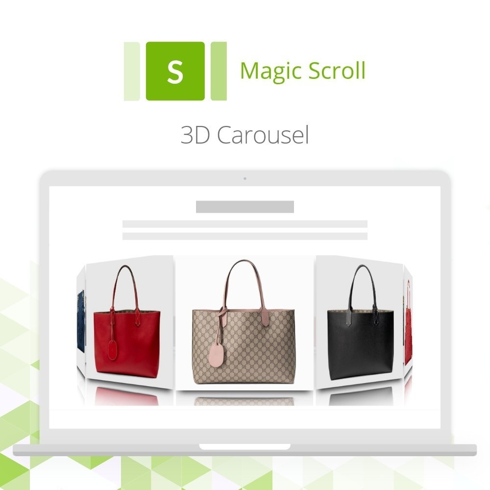 module - Navigation Tools - Magic Scroll - 2
