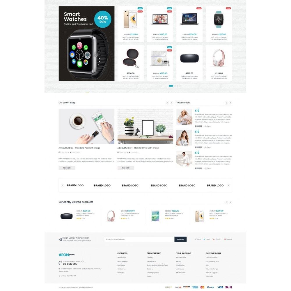 theme - Eletrônicos & High Tech - AEON Electronic Store - 4