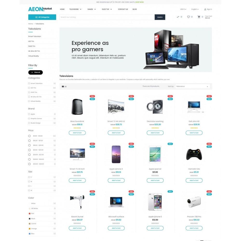 theme - Eletrônicos & High Tech - AEON Electronic Store - 5