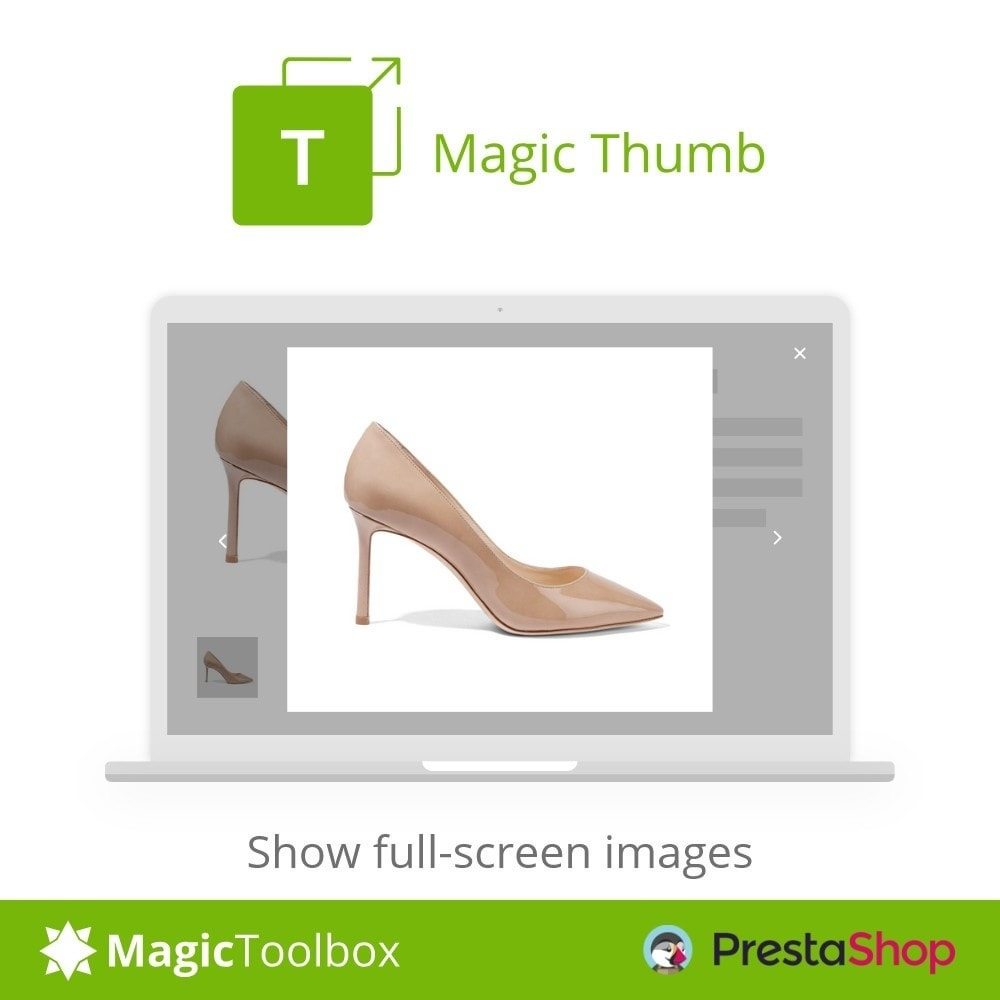 module - Produktvisualisierung - Magic Thumb - 1