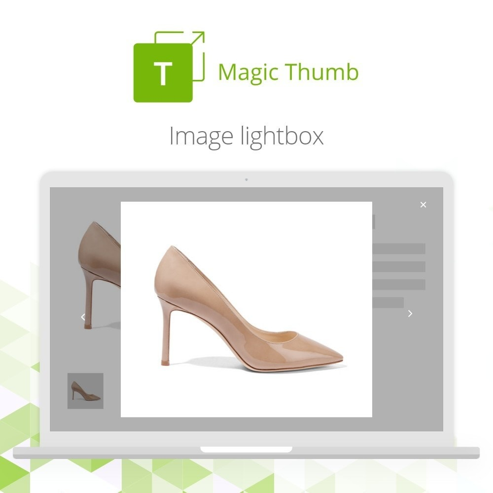 module - Produktvisualisierung - Magic Thumb - 3